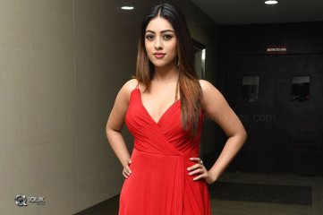 Anu Emmanuel At Oxygen Movie Audio Launch