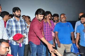 Appatlo-Okadundevadu-Movie-Team-at-Devi-Theater