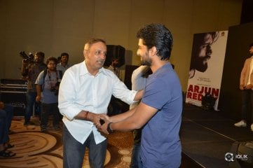 Arjun Reddy Movie Trailer Launch