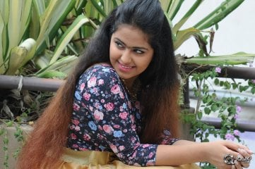 Avika Gor at Cinema Chupistha Mava Movie Release Press Meet