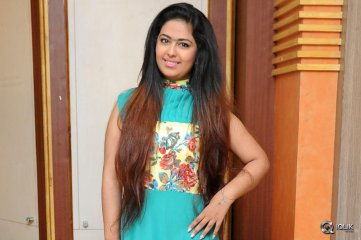 Avika Gor at Cinema Chupistha Mava Release Press Meet