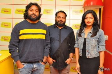 Awe Movie Team At Radio Mirchi