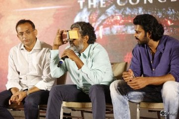 Baahubali 2 Movie Title Launch