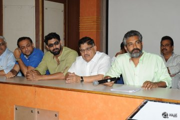Baahubali Movie Anti Piracy Press Meet