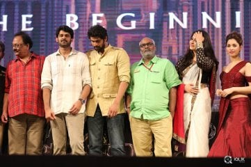 Baahubali Movie Audio Launch