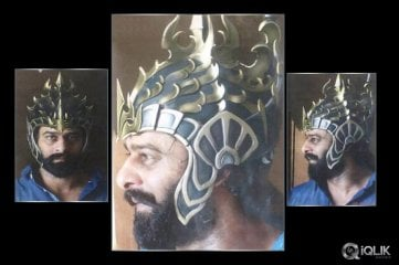 Baahubali make up tests