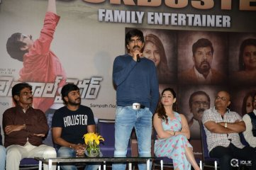 Bengal Tiger Movie Success Meet