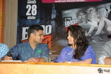 Bhoo Movie Release Press Meet