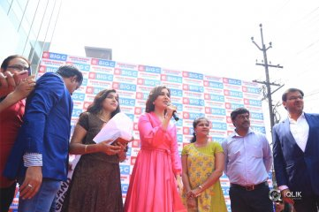 Big-C-226th-Store-Launch-By-Raashi-Khanna
