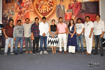 Brand Babu Movie Teaser Launch