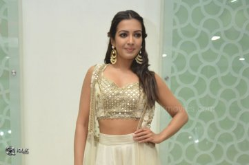 Catherine Tresa At Goutham Nanda Movie Success Meet