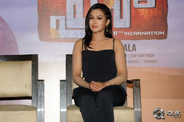 Catherine-Tresa-at-Paisa-Press-Meet