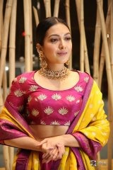 Catherine Tresa at World Famous Lover Pre Release Event