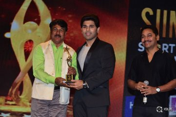 Celebs At SIIMA Short Films Awards
