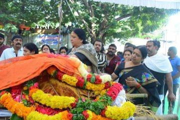 Celebs Pay Homage to Geetanjali Garu