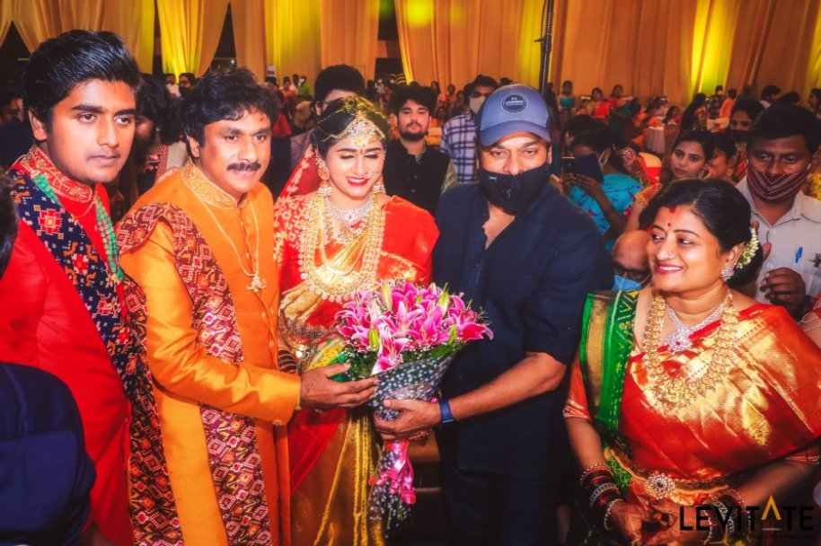 Celebs at Raghu Kunche Daughter Marriage