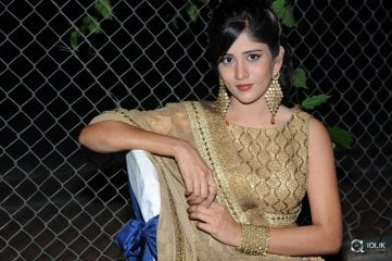 Chandini Chowdary at Kundanapu Bomma Movie Audio Launch