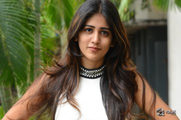 Chandini Chowdary at Kundanapu Bomma Movie Release Press Meet