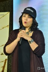 Charmy Kaur at Mehbooba Movie Pressmeet