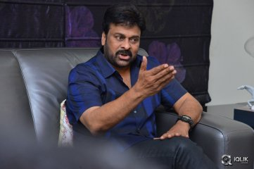 Chiranjeevi Interview About Khaidi No 150