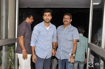 Citizen Movie Audio Launch