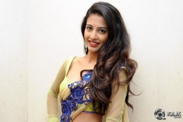 Daksha at Ak Rao Pk Rao Movie Audio Launch