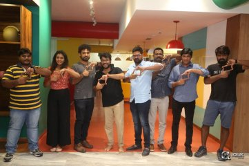 Darshakudu Movie Team At Radio Mirchi