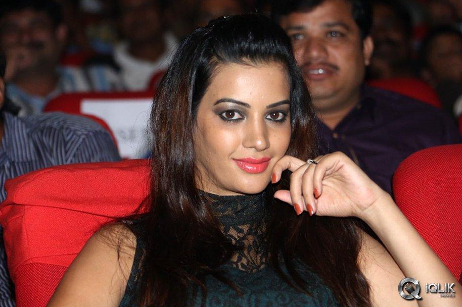 Diksha-Panth-at-Oka-Laila-Kosam-Audio-Launch