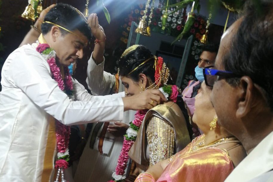 Dil-Raju-Wedding-Photos