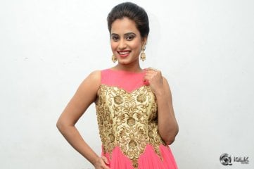 Dimple Chopade at Tungabhadra Movie Audio Launch