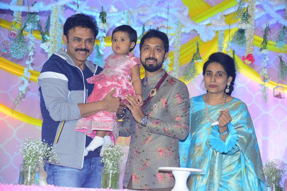 Director-Bobbys-Daughter-Vaishu-Birthday-Celebrations