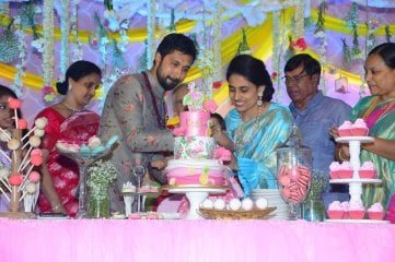 Director-Bobbys-Daughter-Vaishu-Birthday-Celebrations