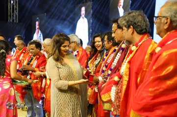 Dr M Mohan Babu Birthday Celebrations
