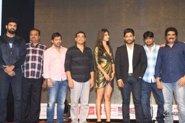 Duvvada Jagannadham Movie Thanks Meet