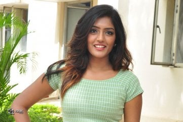 Eesha Rebba At Darshakudu Movie Press Meet