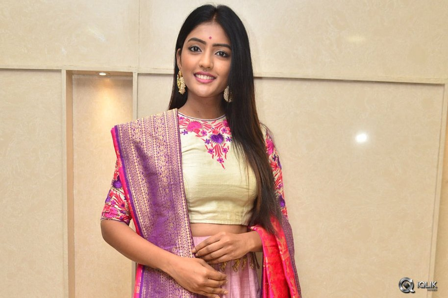 Eesha Rebba at Diwali New Collections Fashion Show