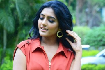 Eesha Rebba at Ragala 24 Gantalalo Movie First Look Launch