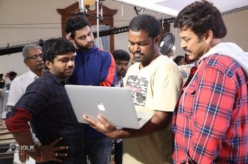 F2 Movie Working Stills