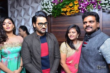 Fashion Designer Movie Team Launches F Salon at Jubilee Hills