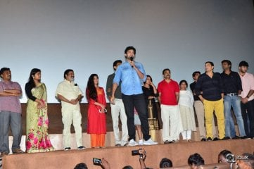 Fidaa Movie Team At Tirupati Sandhya Theatre