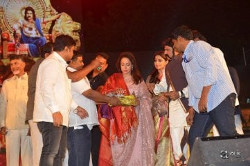 Gautamiputra Satakarni Movie Audio Launch