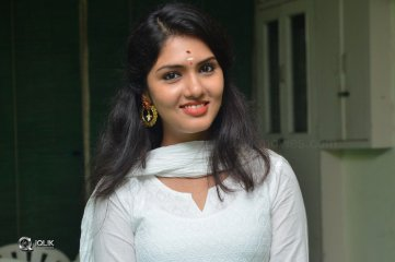 Gayathri Suresh At Lover Movie Launch