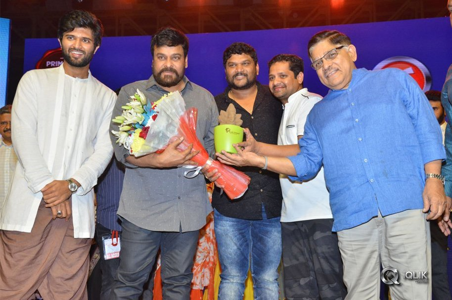 Geeta Govindham Movie Success Meet