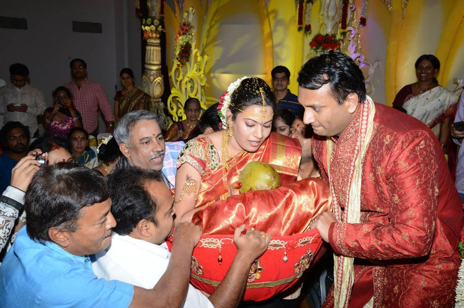 Geetha and vivek wedding