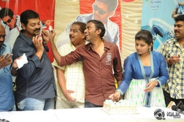 Gunde-Jaari-Gallanthayyinde-100-days-Celebrations
