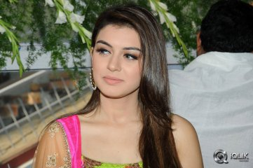 Hansika at Durga Movie Opening