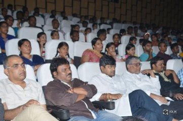 Harish Shankar and Tanikella Bharani watches Duvvada Jagannadham Movie