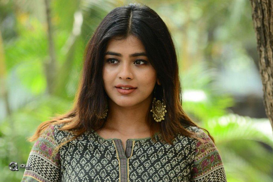 Hebah-Patel-At-Angel-Movie-Trailer-Launch