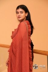 Hebah Patel at OreyBujjiga Movie Pre Release Event