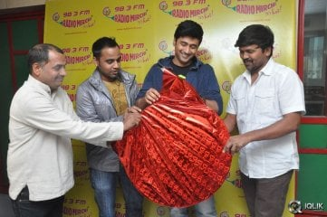Hyderabad Love Story Movie Song Launch at Radio Mirchi